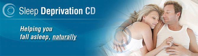 Sleep Deprevation CD Banner