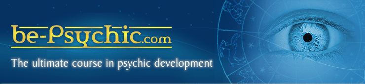 Be-Psychic.com   The ultimate course in psychic development
