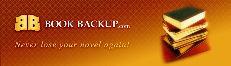Book Backup || Never lose your novel again!