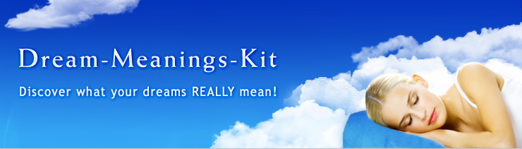Dream-Meanings-Kit || Discover what your dreams REALLY mean!