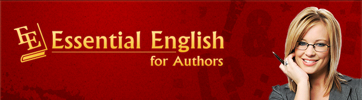 Essential English for Authors