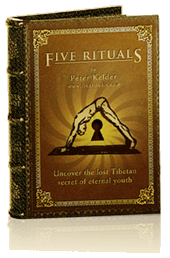The Five Rituals Book