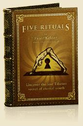 The Five Rituals Book