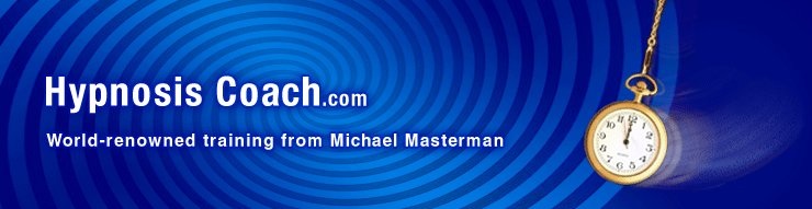 Hypnosis Coach.com | World-renowned traiing from Michael Masterman