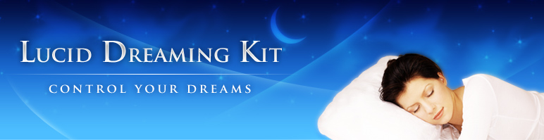 Lucid Dreaming Kit Control Your Dreams!