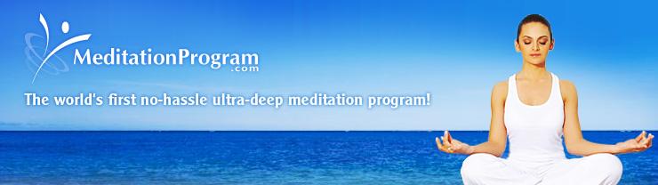 Meditation Program | The world's first