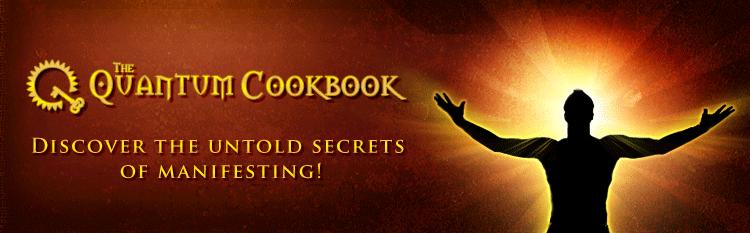 The Quantum Cookbook || Discover the untold secrets of manifesting!
