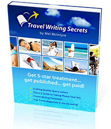 Travel Writing Secrets Book