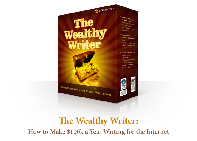 Click Here to Buy The Wealthy Writer