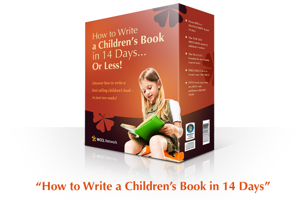 How to Write a Children's Book in 14 Days